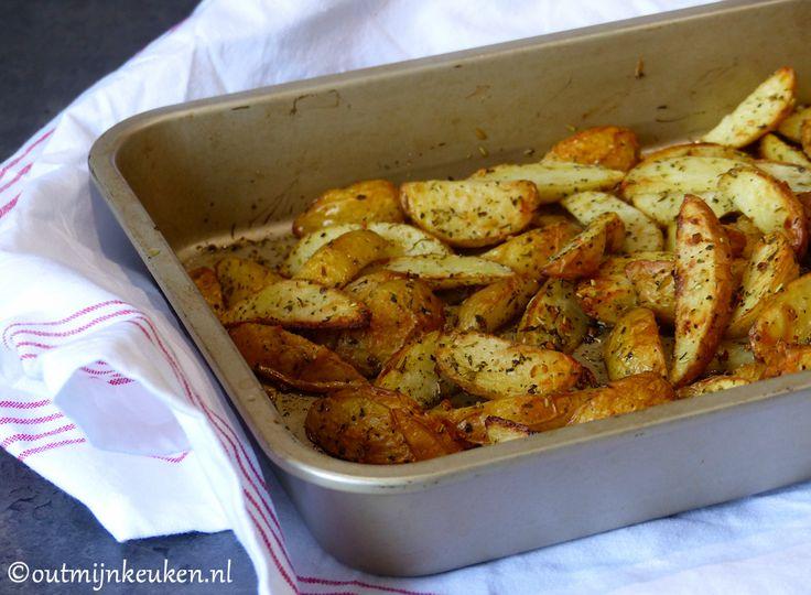 Provençaalse aardappeltjes, om in de vakantiestemming te komen