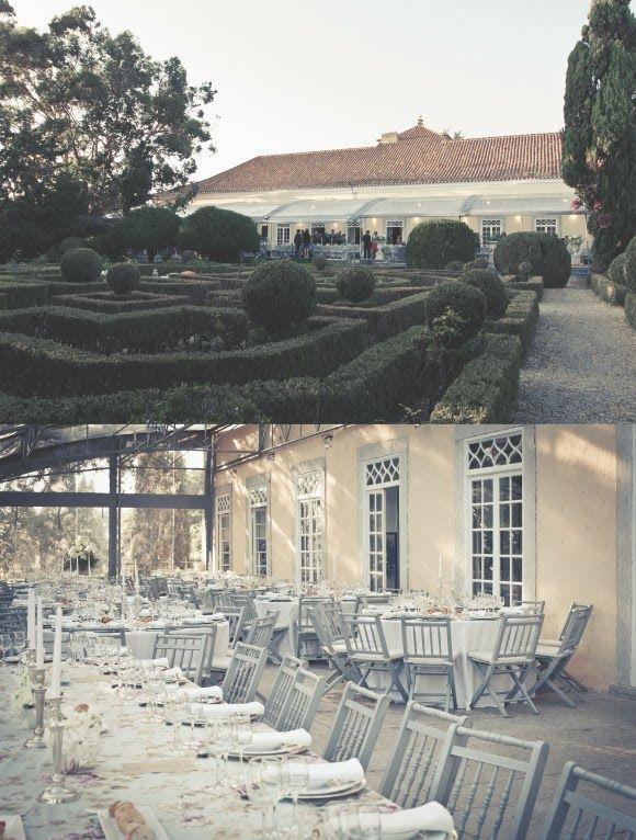 Wedding Venue // Oeiras, Portugal