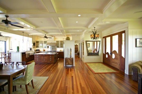 ginny latham hawaiian plantation-style home for sale on kauai