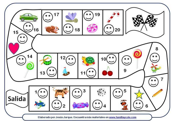 circuitos de pegatinas para mejorar la conducta de 20 casillas