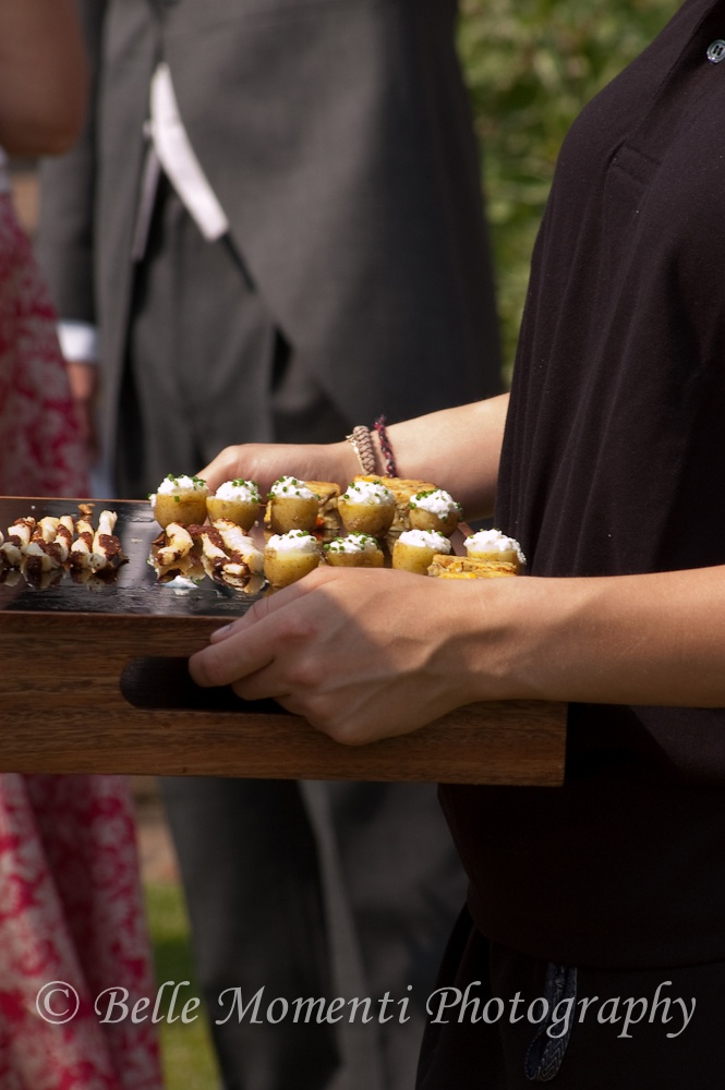 35 best images about canapes on pinterest for Canape ideas for weddings
