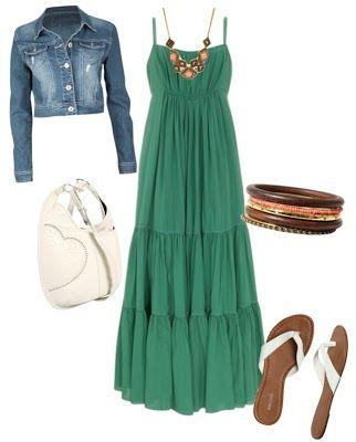 LOLO Moda: Cool Maxi Dresses - 2013