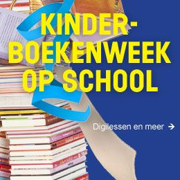Onmisbaar tijdens de Kinderboekenweek: het Kinderboekenweek lespakket.