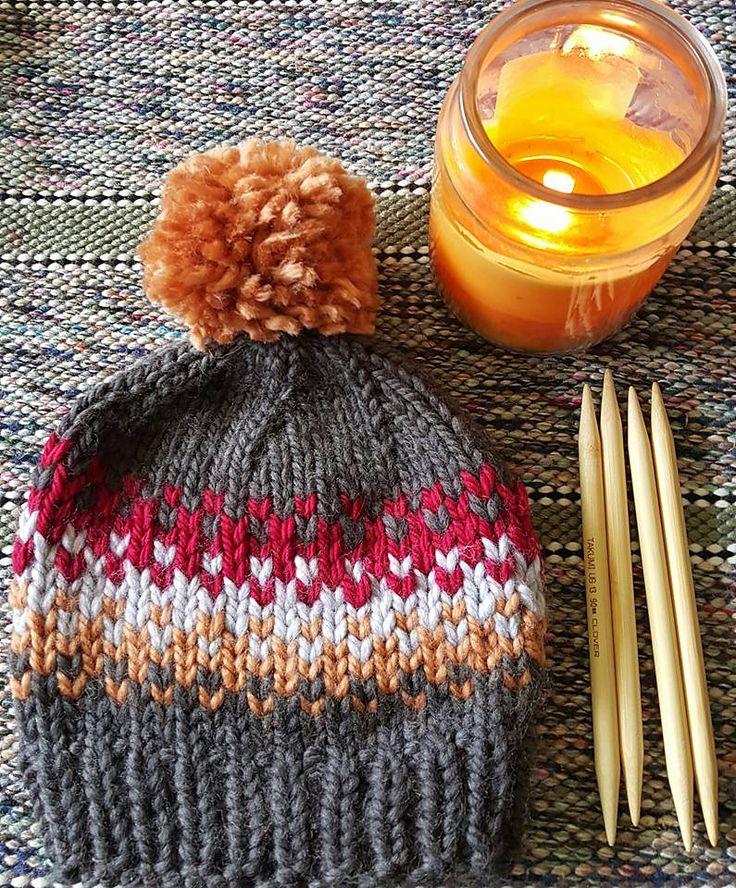 Ravelry: The Hadley Hat by Emilie Duggan