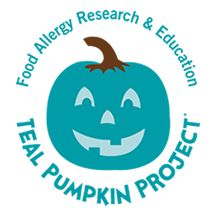 We are excited to partner with Food Allergy Research & Education (FARE) as the official paint provider of the 2016 Teal Pumpkin Project®️. Help us raise awareness of food allergies and promoting inclusion of all trick-or-treaters throughout the Halloween season. #TealPumpkinProject