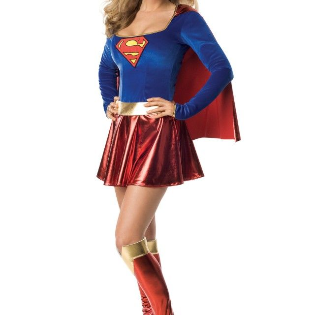 Buy SuperGirl Halloween Costume. Rental Option Available in Singapore,Singapore. Only worn once. In great condition. Can rent for 3 days at $29.90 (with $10 deposit) or buy it for $49.90  Size: M / EU 38 / UK 10 / US 6 Chat to Buy