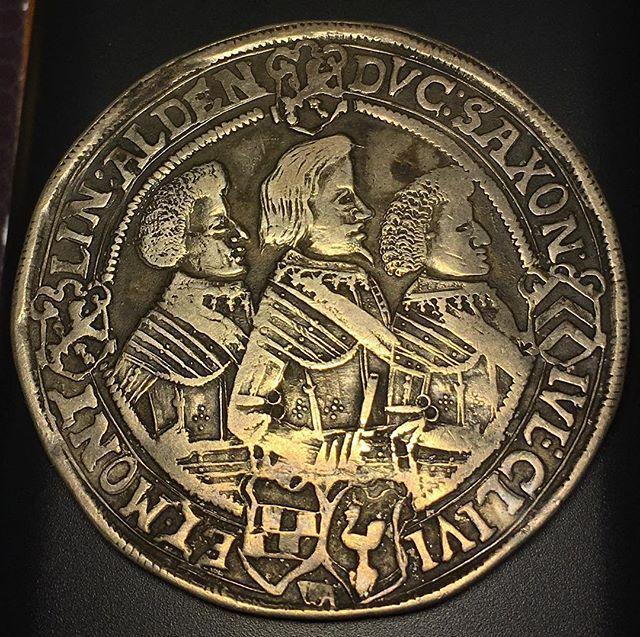 1624 Three Brothers Thaler