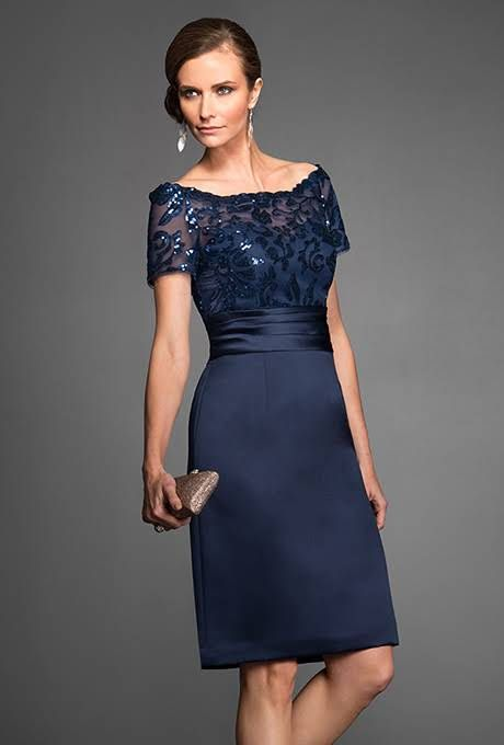 Jasmine Black Label - M160064 - Mother of the Bride Dress