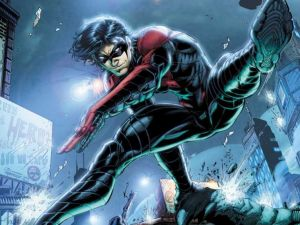 Nightwing and the Teen Titans TV Series Update