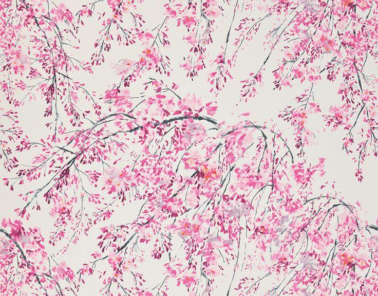 Designers Guild Plum Blossom fabric