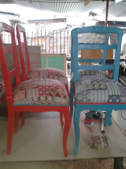 39 best Comedores, mesas y sillas images on Pinterest Chairs