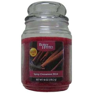 Better Homes And Gardens 18 Oz Candle Spicy Cinnamon Stick Gardens Dr Oz And Home And Garden