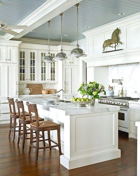 blue beadboard ceiling homes pinterest painted. Black Bedroom Furniture Sets. Home Design Ideas