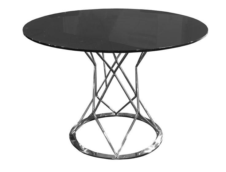 Стол обеденный круглый B041 — Центральный Дом мебели