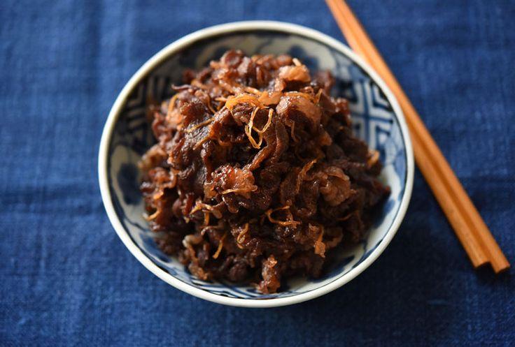 いちばん丁寧な和食レシピサイト、白ごはん.comの『牛肉のしぐれ煮の作り方』を紹介しているレシピページです。ごはんに、お酒の肴に。普段の食卓に、おもてなしに。いろんなシーンで喜ばれると思います。シンプルな作り方なので、ぜひお試しください!