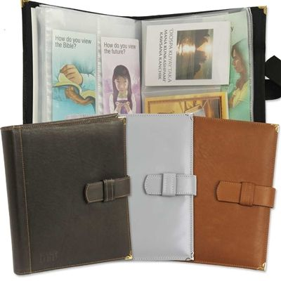 """""""The Basics"""" Service Folio  for Jehovah's Witnesses: Ministry Ideaz ($30)"""