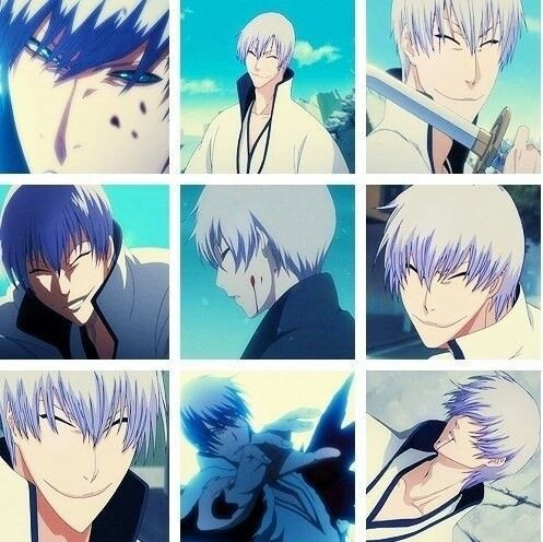 Day 28 A Character That Didnt Have To Die Is Ichimaru Gin Like