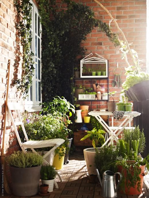 Balkongliv till påsk | Redaktionen | inspiration från IKEA