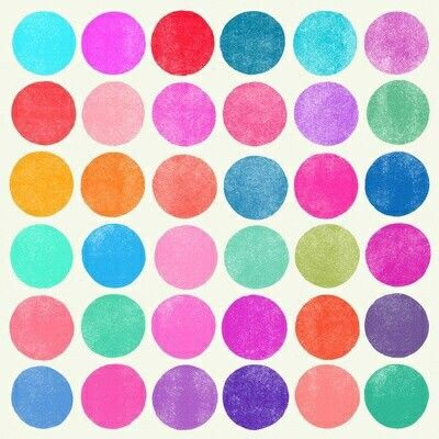 Different Colors Cute Wallpaper Background