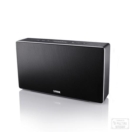 Canton Musicbox S black  — 20990 руб. —  Canton Musicbox S – это большая версия беспроводной акустической системы от популярного немецкого производителя Hi-Fi-техники для персонального пользования. Больше корпус – насыщеннее и динамичнее басы, что просто необходимо для хорошей вечеринки. Благодаря специальному процессору и оптимизированным параметрам излучателей система обеспечивает очень живой и натуральный звук, который прекрасно подходит для прослушивания музыки. При этом Canton musicbox…
