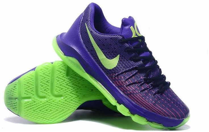 quality design bcac9 2f32c ... spain nike kd 8 purple black green shoes0 220c3 5632b