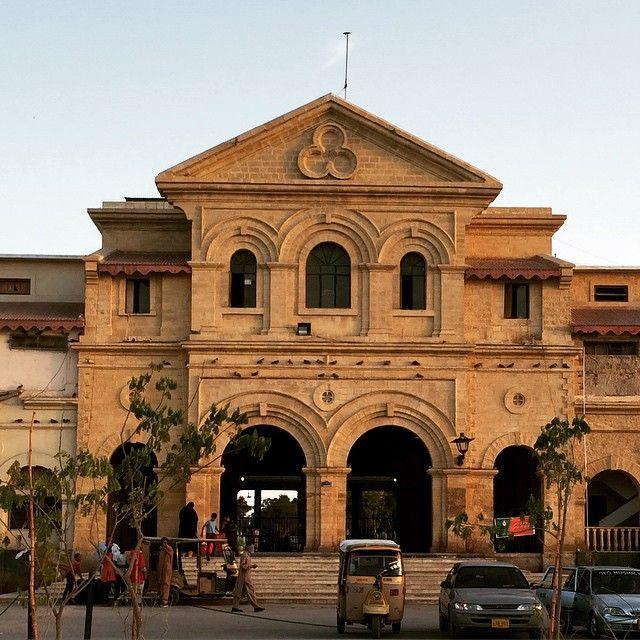 Karachi Cantt Railway Station- Pakistan