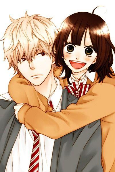 Ookami Shoujo To Kuro Ouji wolf girl and black prince // Kyouya & Erika