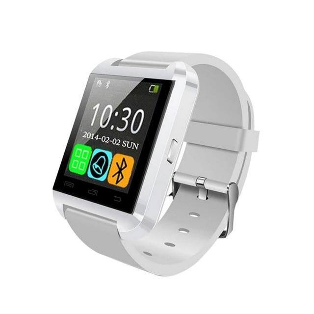 f0c3394ab Bluetooth Smart Watch Call Fitness Tracker Passometer with Sim Slot for  iPhone A