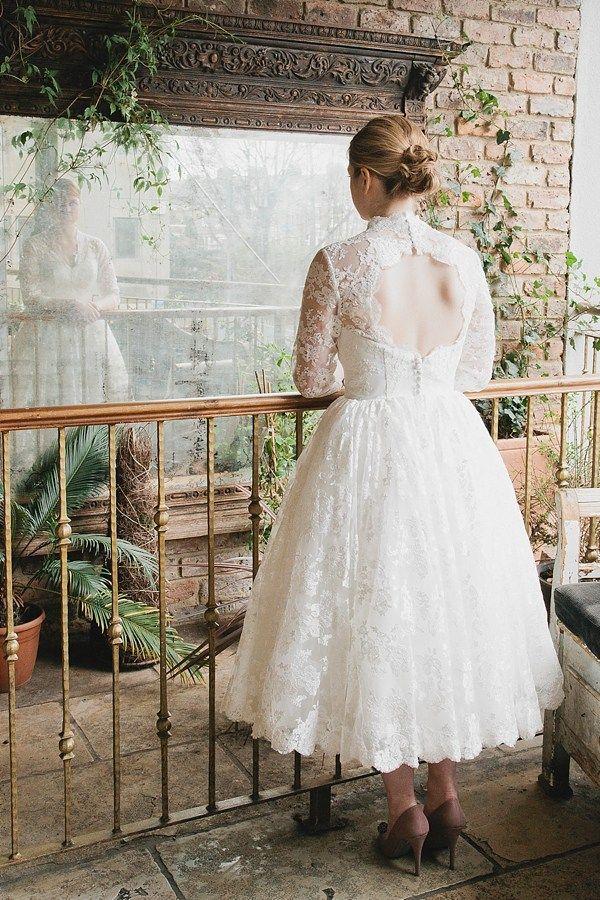 1323 Best Short Wedding Dresses Images On Hall Original Vintage