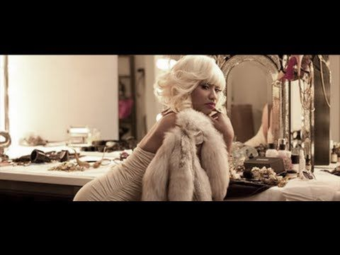 Nicki Minaj - Marilyn Monroe MUSIC VIDEO- i absolutely adore this song