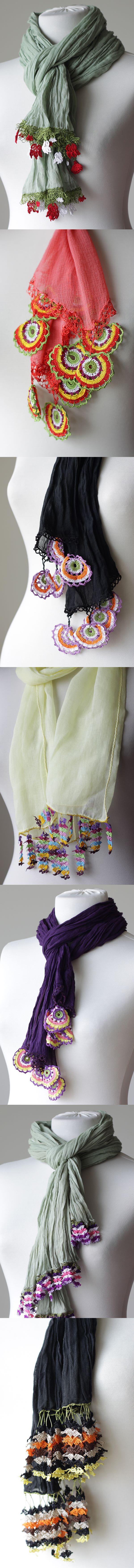 Crochet or Oya