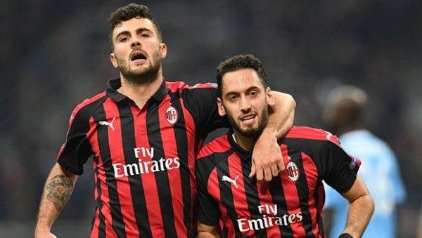 Milan 5 2 Dudelange Mac Ozeti Izle Milan Mac Futbol