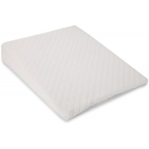 Foam wedge elevated sleeping position to help reduce acid for Bed wedges for snoring