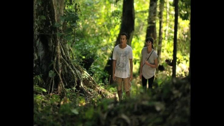 Mariana Renata Dantec and Nicholas Saputra on short movie SOMEONE'S WIFE IN THE BOAT OF SOMEONE'S HUSBAND