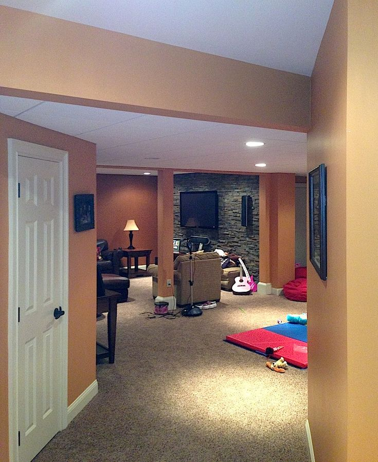 1000+ Images About Basement Remodeling Ideas On Pinterest