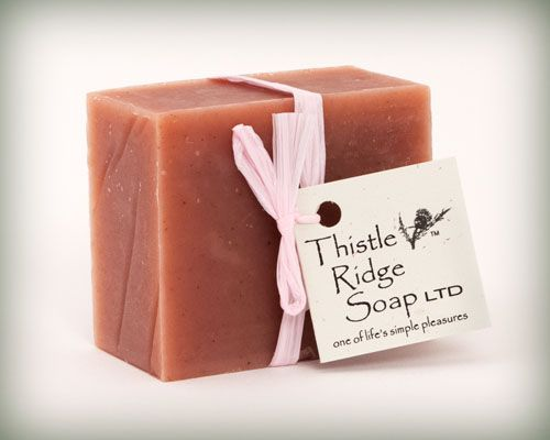 Our $5 Chamomile Rose soap is made with ground chamomile petals with a floral blend of essential oil. No synthetic fragrances or fillers means you'll be conjuring the nostalgia of a childhood visit to your grandmother's rose garden for many a wonderful morning baths.