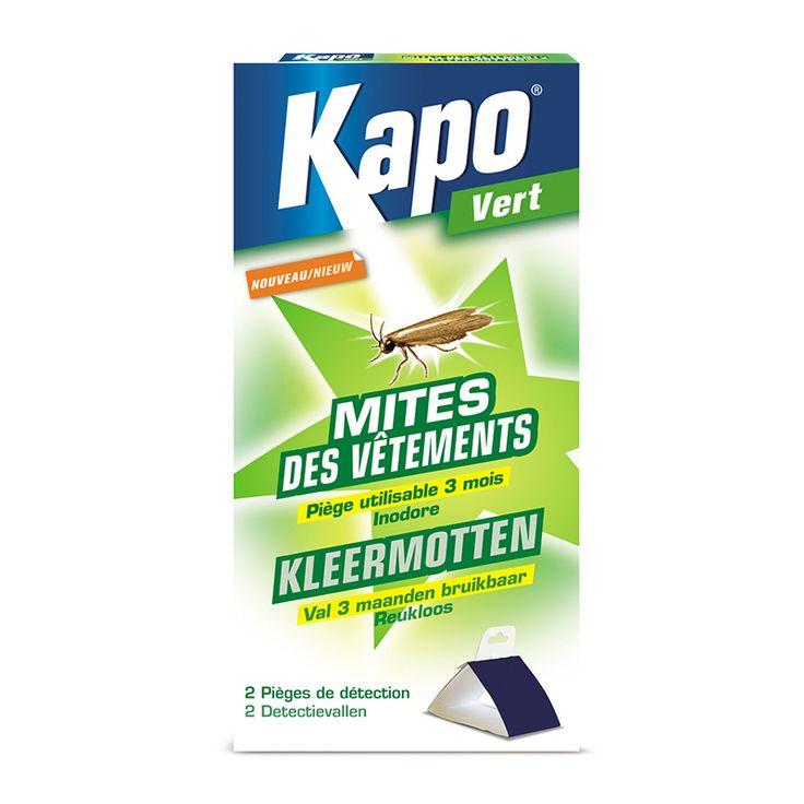 Insecticides Kapo : piège à mites des vêtements http://www.kapo.com/produit/anti-mites-vetements/pieges-mites-vetements