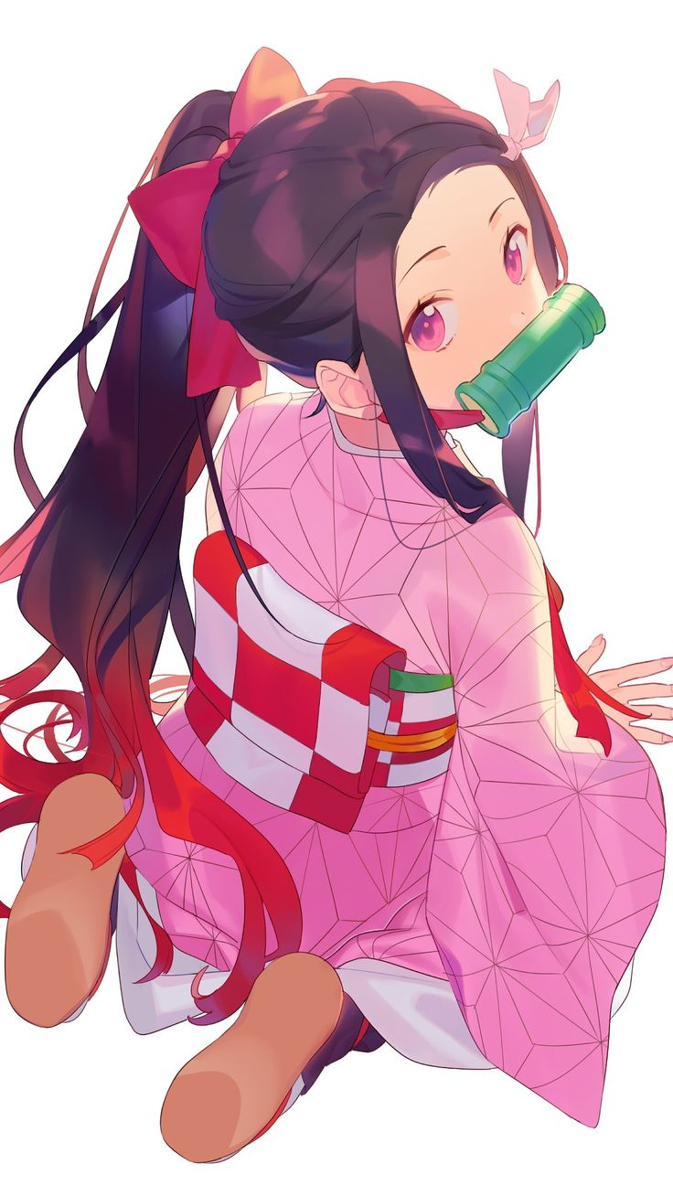 Kimetsu No Yaiba di 2020 Anime angel, Seni anime, Animasi