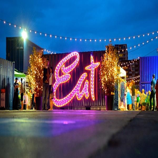 If You Love Food You Will Love The Varied Culinary Scene At East Street Northshore Conclude Your Tour With Markets Brisbane Things To Do In Brisbane Brisbane