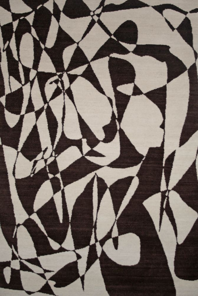 Abstract by Bazaar Velvet Contemporary Rugs