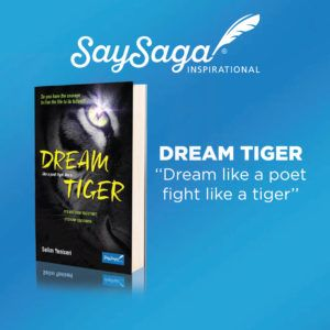 SaySaga Inspirational Official Web Site - Determine Your Own Identity !