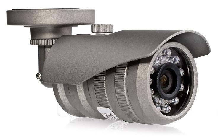 Kamera przemysłowa AT TI560 z oświetlaczem podczerwieni. Przetwornik 1/3 SONY 600/700TVL Obiektyw 3.6mm 23 diody IRLED. Kamera do całodobowego monitoringu AT TI560 z obiektywem 3.6mm jest wydajną kamerą CCTV orzeznaczoną do funkcjonowania w ramach profesjonalnych systemów telewizji przemysłowej. Kamera posiada wbudowany oswietlacz IR, dzięki któremu możliwe jest prowadzenie obserwacji w nocy. Wytrzymała obudowa chroni kamerę przed środowiskiem zewnętrznym. Zobacz więcej kamer…