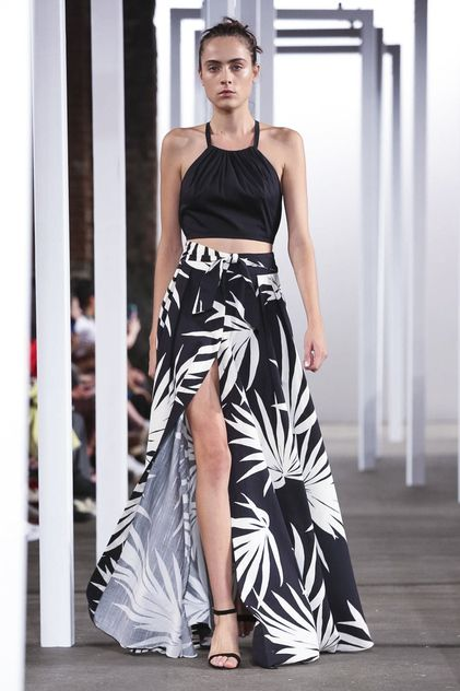Milly Ready To Wear Spring Summer 2017 New York
