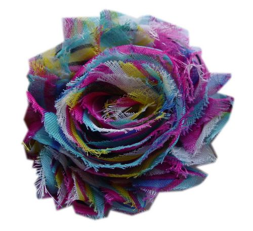 This website is my secret to make the most adorable hair for How to make tie dye roses