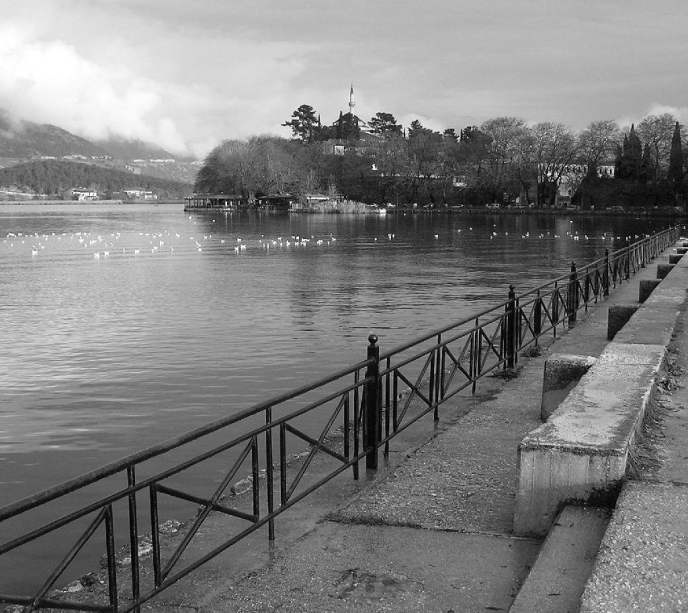 Λίμνη Ιωαννίνων - the Lake of Ioannina