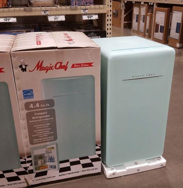 Country Kitchen Fridge: Best 25+ Small Refrigerator Ideas On Pinterest