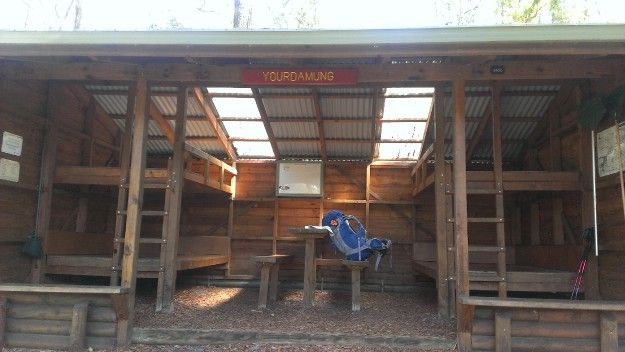 Rusty's 2013 Bibbulmun Track Photos : Yourdamung Campsite