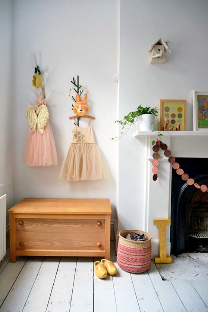 Decorating Kids Rooms With Textiles