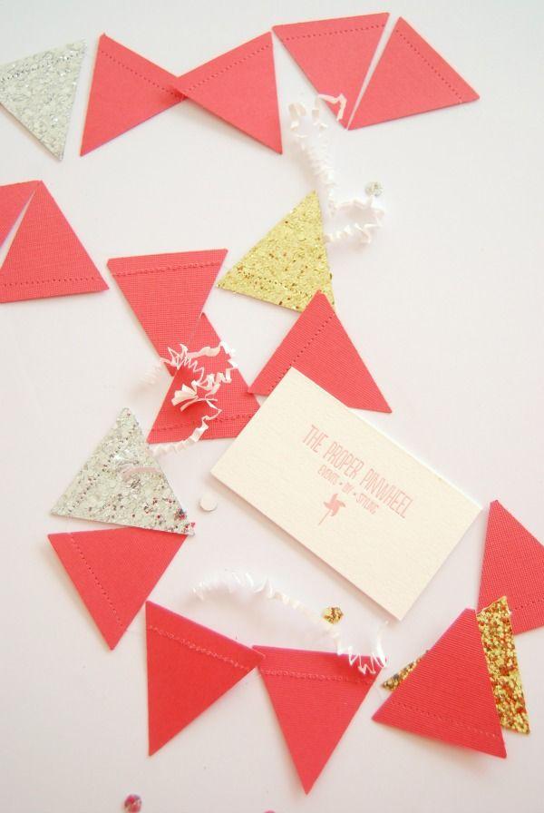 Alt Summit Business Cards, The Proper Pinwheel, Letterpress Cards, Bears Eat Berries Press