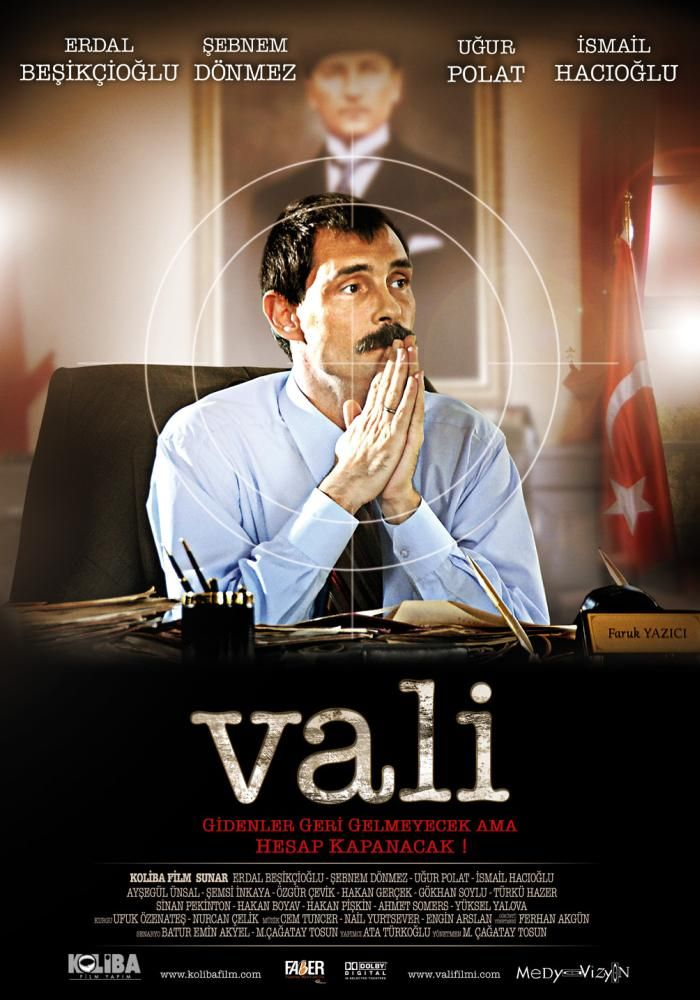 Vali (2009) by M. Çağatay Tosun. Erdal Beşikçioğlu, Uğur Polat. Turkish Movie
